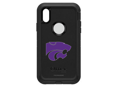 Kansas State Wildcats OtterBox iPhone XR Defender Case