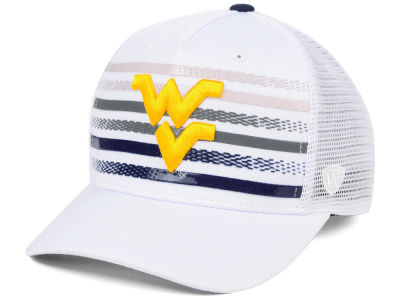 West Virginia Mountaineers Top of the World NCAA Tranquil Trucker Cap cd8f425c43a0