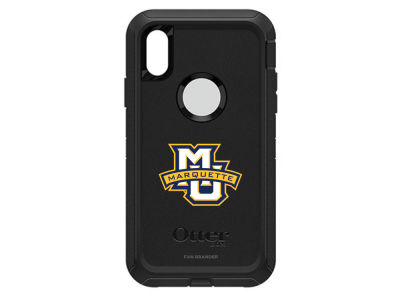 Marquette Golden Eagles OtterBox iPhone XR Defender Case