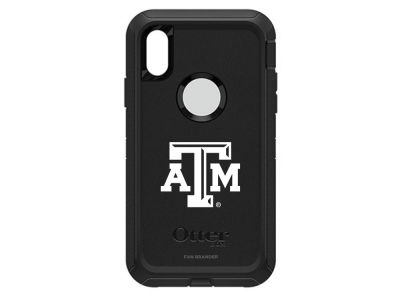 Texas A&M Aggies OtterBox iPhone XR Defender Case