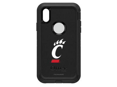 Cincinnati Bearcats OtterBox iPhone XR Defender Case