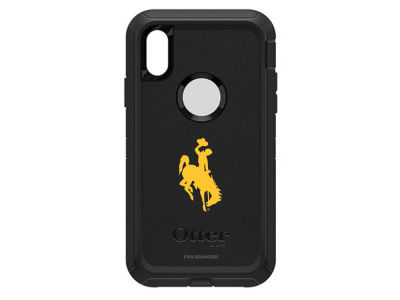 Wyoming Cowboys OtterBox iPhone XR Defender Case