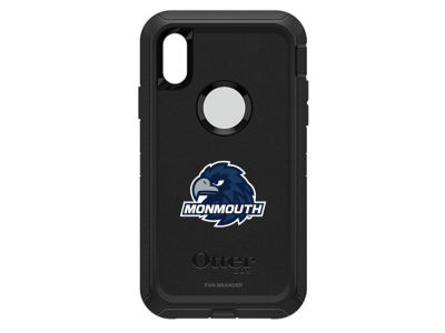 Monmouth University OtterBox iPhone XR Defender Case