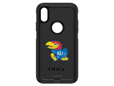 Kansas Jayhawks OtterBox iPhone XR Commuter Case