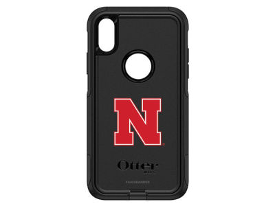 Nebraska Cornhuskers OtterBox iPhone XR Commuter Case