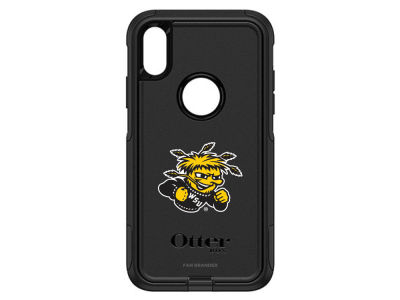 Wichita State Shockers OtterBox iPhone XR Commuter Case
