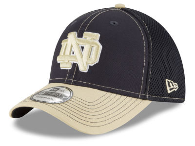 more photos 0d110 33b6b ... inexpensive notre dame fighting irish new era ncaa 2 tone neo 39thirty  cap 93cee 6fddf
