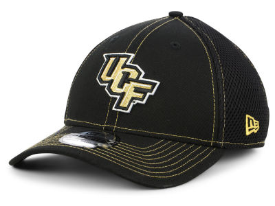University of Central Florida Knights New Era NCAA Team Color Neo 39THIRTY Cap