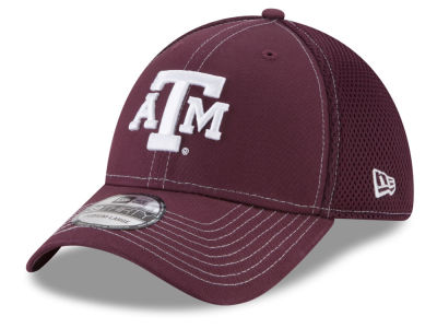 Texas A&M Aggies New Era NCAA Team Color Neo 39THIRTY Cap