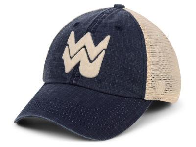 West Virginia Mountaineers Top of the World NCAA Raggs Alternate Mesh Cap 6c743b946704