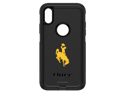 Wyoming Cowboys OtterBox iPhone XR Commuter Case