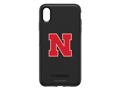 Nebraska Cornhuskers OtterBox iPhone XS Max Symmetry Case