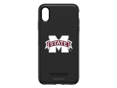 Mississippi State Bulldogs OtterBox iPhone XS Max Symmetry Case