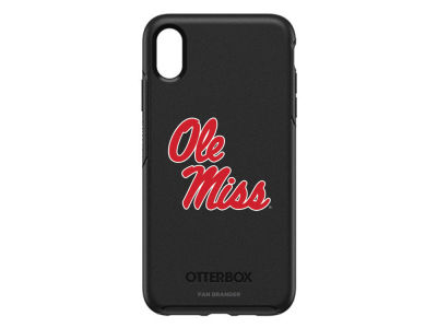 Ole Miss Rebels OtterBox iPhone XS Max Symmetry Case