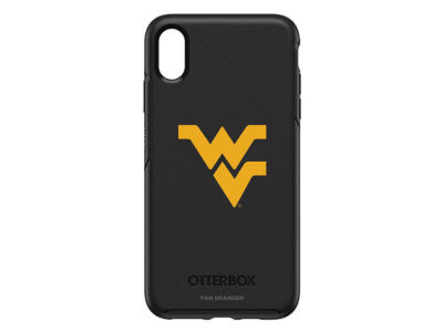 West Virginia Mountaineers OtterBox iPhone XS Max Symmetry Case