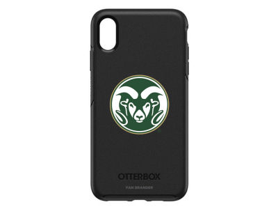 Colorado State Rams OtterBox iPhone XS Max Symmetry Case