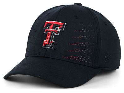 Texas Tech Red Raiders Top of the World NCAA Dazed Flex Cap