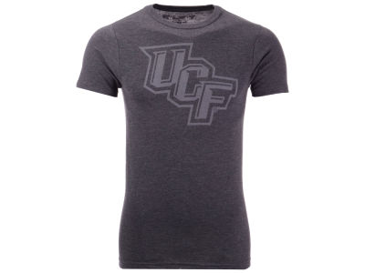University of Central Florida Knights The Victory NCAA Men's Black Out Dual Blend T-Shirt