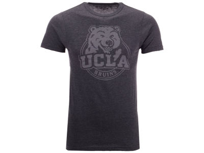 UCLA Bruins The Victory NCAA Men's Black Out Dual Blend T-Shirt