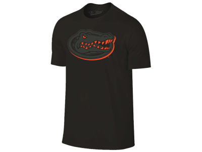 Florida Gators The Victory NCAA Men's Black Out Dual Blend T-Shirt