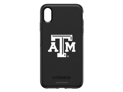 Texas A&M Aggies OtterBox iPhone XS Max Symmetry Case