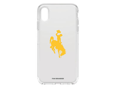 Wyoming Cowboys OtterBox iPhone XS Max Symmetry Case