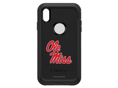 Ole Miss Rebels OtterBox iPhone XS Max Defender Case