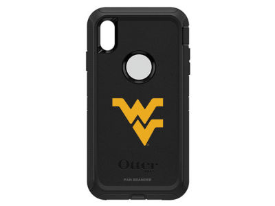 West Virginia Mountaineers OtterBox iPhone XS Max Defender Case