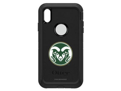 Colorado State Rams OtterBox iPhone XS Max Defender Case