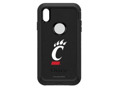 Cincinnati Bearcats OtterBox iPhone XS Max Defender Case