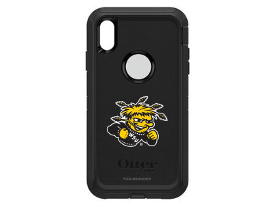 Wichita State Shockers OtterBox iPhone XS Max Defender Case