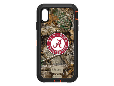 Alabama Crimson Tide OtterBox iPhone XS Max Defender Case