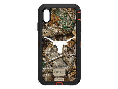 Texas Longhorns OtterBox iPhone XS Max Defender Case