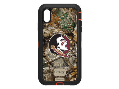 Florida State Seminoles OtterBox iPhone XS Max Defender Case