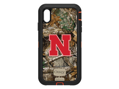 Nebraska Cornhuskers OtterBox iPhone XS Max Defender Case