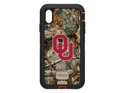 Oklahoma Sooners OtterBox iPhone XS Max Defender Case