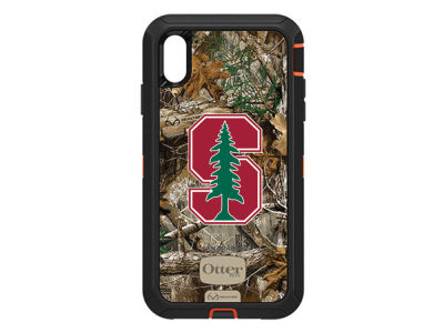 Stanford Cardinal OtterBox iPhone XS Max Defender Case