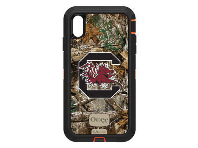 South Carolina Gamecocks OtterBox iPhone XS Max Defender Case