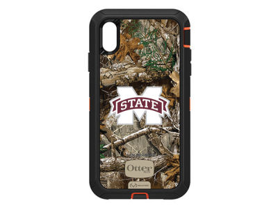 Mississippi State Bulldogs OtterBox iPhone XS Max Defender Case