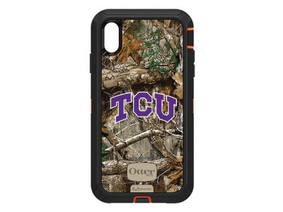 Texas Christian Horned Frogs OtterBox iPhone XS Max Defender Case