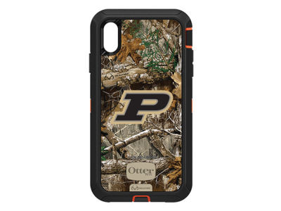 Purdue Boilermakers OtterBox iPhone XS Max Defender Case