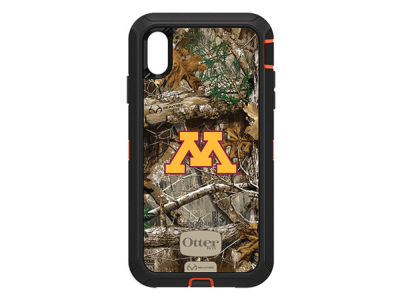 Minnesota Golden Gophers OtterBox iPhone XS Max Defender Case