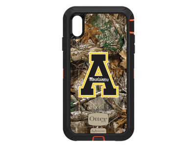 Appalachian State Mountaineers OtterBox iPhone XS Max Defender Case