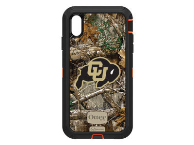 Colorado Buffaloes OtterBox iPhone XS Max Defender Case