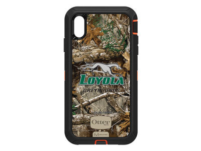 Loyola Greyhounds OtterBox iPhone XS Max Defender Case
