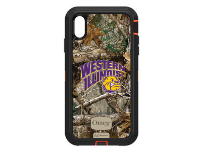 Western Illinois Leathernecks OtterBox iPhone XS Max Defender Case