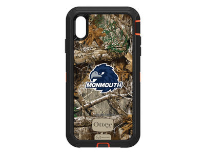 Monmouth University OtterBox iPhone XS Max Defender Case