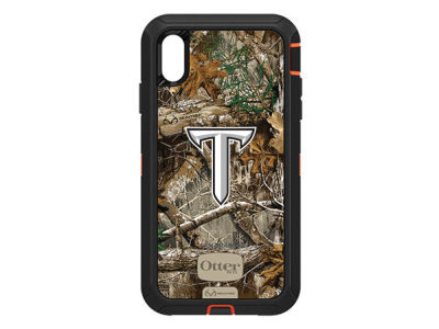 Troy University Trojans OtterBox iPhone XS Max Defender Case