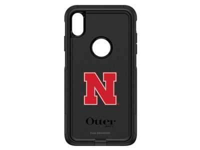Nebraska Cornhuskers OtterBox iPhone XS Max Commuter Case