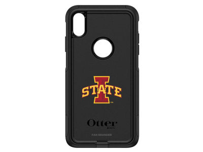 Iowa State Cyclones OtterBox iPhone XS Max Commuter Case